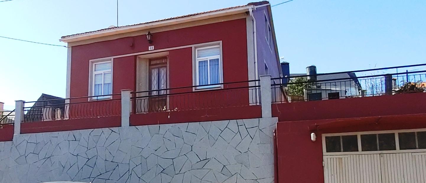Casa en Samoedo, Sada